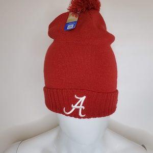Nike NCAA Alabama Crimson Tide Sideline Pom Knit B